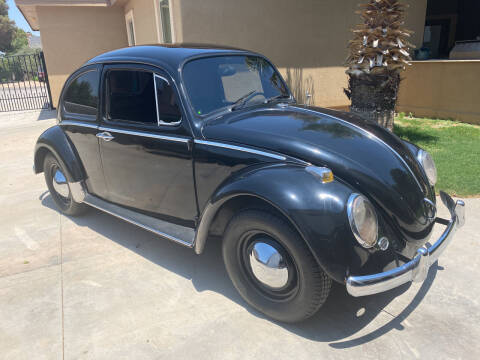 1966 Volkswagen Beetle for sale at Gabes Auto Sales in Odessa TX