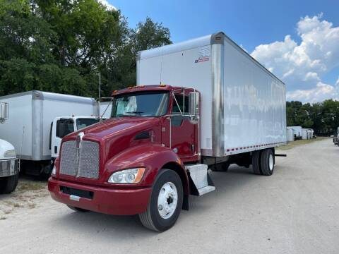 2016 Kenworth T300 for sale at DEBARY TRUCK SALES in Sanford FL