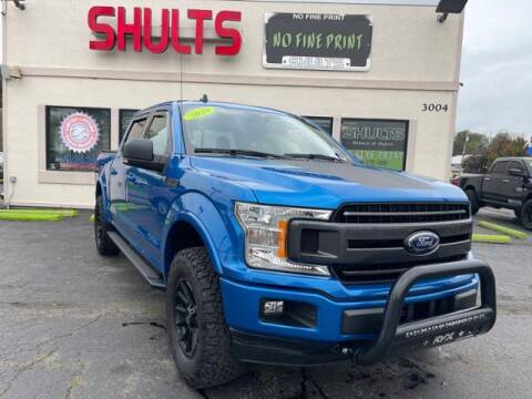2020 Ford F-150 for sale at Shults Resale Center Olean in Olean NY