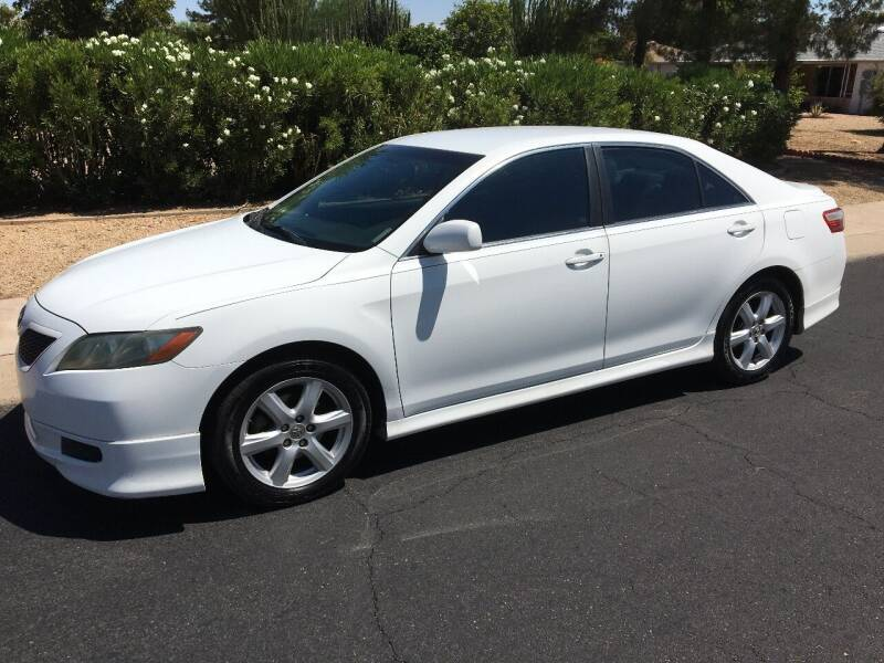 2009 Toyota Camry for sale at FAMILY AUTO SALES in Sun City AZ