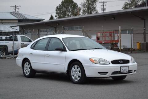 2006 Ford Taurus for sale at Skyline Motors Auto Sales in Tacoma WA
