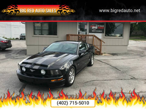 2006 Ford Mustang for sale at Big Red Auto Sales in Papillion NE