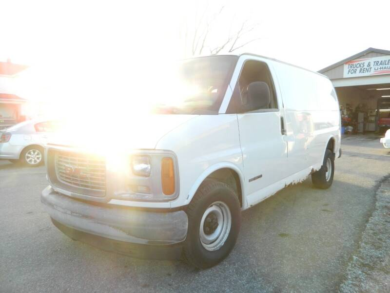 1999 GMC Savana Cargo for sale at Auto House Of Fort Wayne in Fort Wayne IN