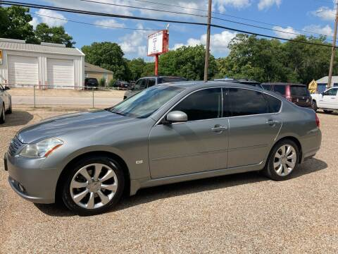 2007 Infiniti M35 for sale at Temple Auto Depot in Temple TX