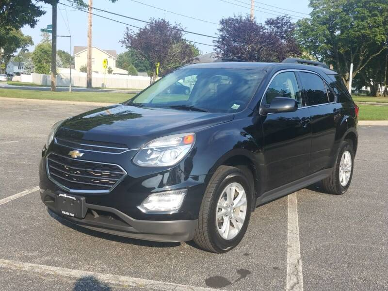 2016 Chevrolet Equinox for sale at Viking Auto Group in Bethpage NY