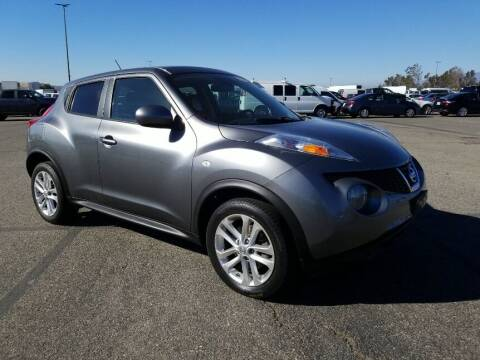 2012 Nissan JUKE for sale at A.I. Monroe Auto Sales in Bountiful UT
