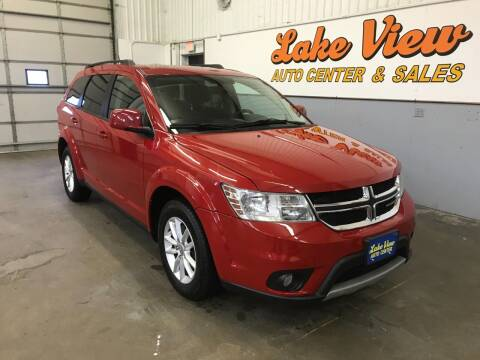 2013 Dodge Journey for sale at Lake View Auto Center in Oshkosh WI