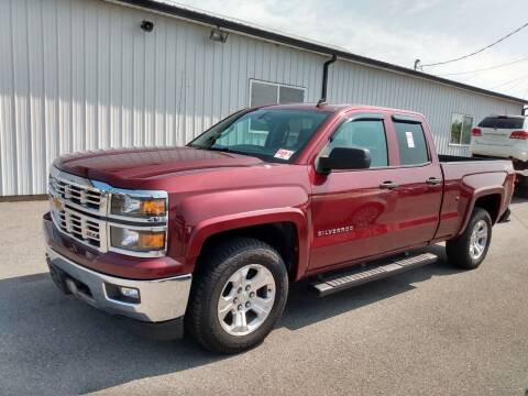 2014 Chevrolet Silverado 1500 for sale at AFFORDABLE DISCOUNT AUTO in Humboldt TN