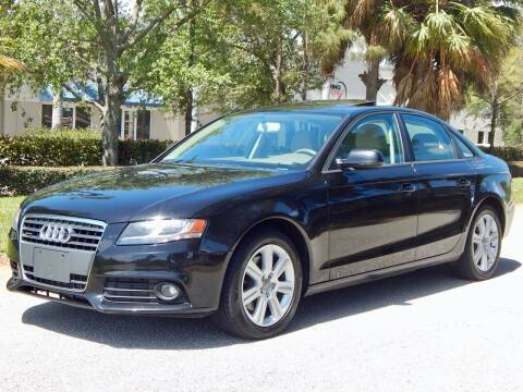 2011 Audi A4 for sale at VE Auto Gallery LLC in Lake Park FL