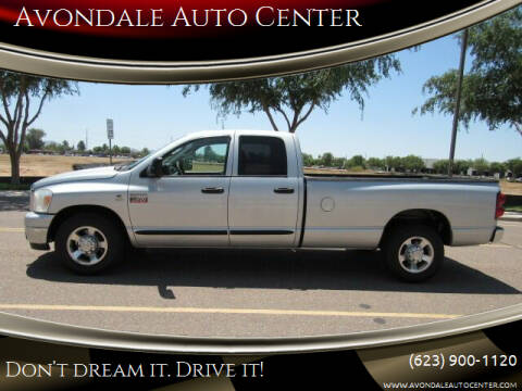 2007 Dodge Ram Pickup 3500 for sale at Avondale Auto Center in Avondale AZ