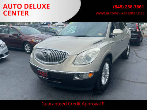 2011 Buick Enclave for sale at AUTO DELUXE CENTER in Toms River NJ