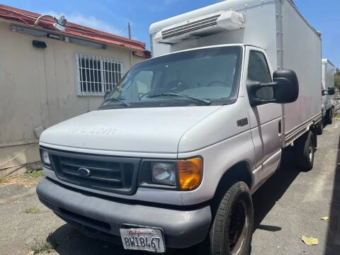 2005 Ford E-Series Chassis for sale at Beep Auto Sales in National City CA
