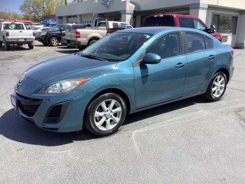 2011 Mazda MAZDA3 for sale at Beutler Auto Sales in Clearfield UT