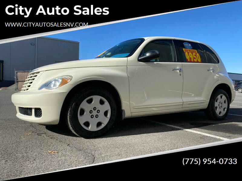2008 Chrysler PT Cruiser for sale at City Auto Sales in Sparks NV