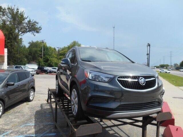 2017 Buick Encore for sale at Oak Park Auto Sales in Oak Park MI