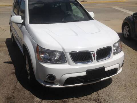 2008 Pontiac Torrent for sale at Sindic Motors in Waukesha WI