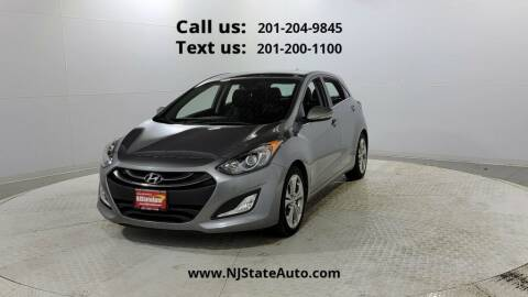 2013 Hyundai Elantra GT for sale at NJ State Auto Used Cars in Jersey City NJ