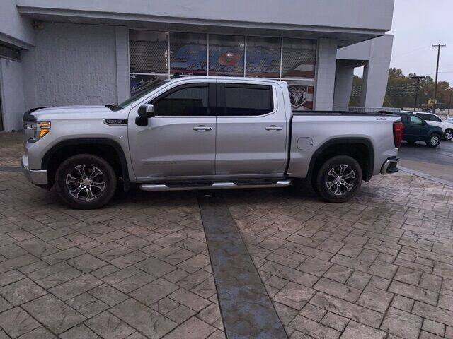 2020 GMC Sierra 1500 for sale at Tim Short Auto Mall in Corbin KY
