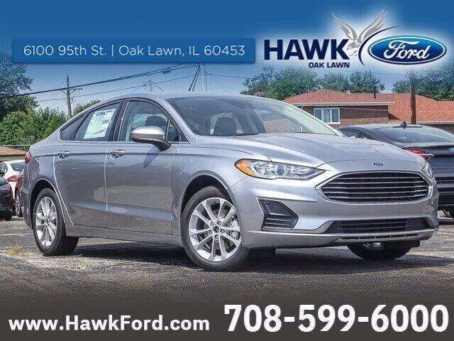 2020 Ford Fusion Hybrid for sale in Oak Lawn, IL