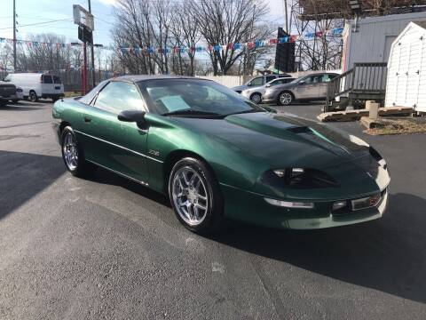 1994 Chevrolet Camaro for sale at Certified Auto Exchange in Keyport NJ