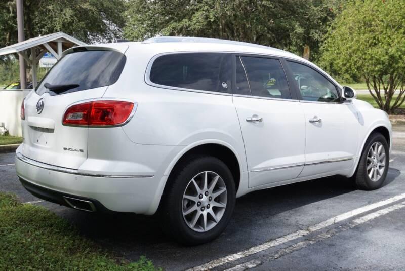 2016 Buick Enclave Leather 4dr Crossover - Middleburg FL