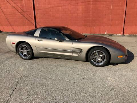 2001 Chevrolet Corvette for sale at ELIZABETH AUTO SALES in Elizabeth PA
