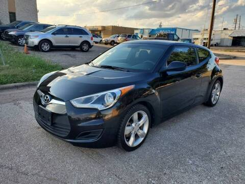 2015 Hyundai Veloster for sale at DFW Autohaus in Dallas TX