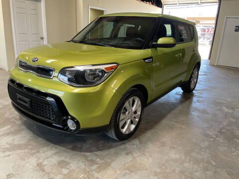 2016 Kia Soul for sale at Safe Trip Auto Sales in Dallas TX