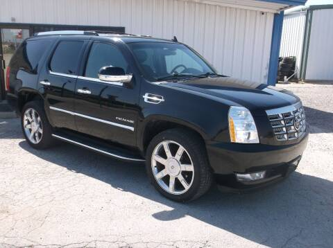 2014 Cadillac Escalade for sale at AUTO TOPIC in Gainesville TX