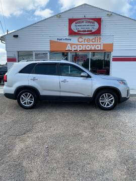 2015 Kia Sorento for sale at MARION TENNANT PREOWNED AUTOS in Parkersburg WV