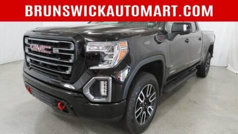 2021 GMC Sierra 1500 for sale at Brunswick Auto Mart in Brunswick OH