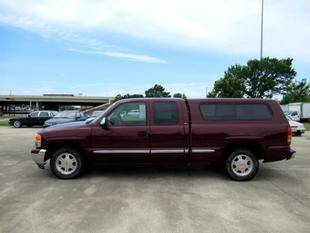 2001 GMC Sierra 1500 for sale at Fall Creek Motor Cars in Humble TX