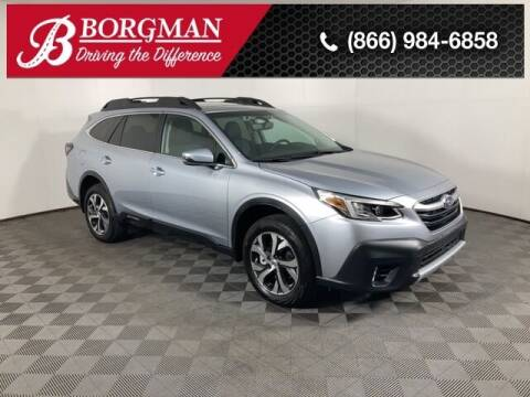2020 Subaru Outback for sale at BORGMAN OF HOLLAND LLC in Holland MI
