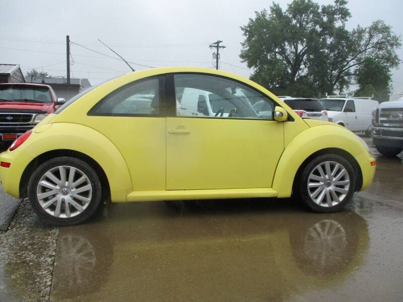 2008 Volkswagen New Beetle for sale at Schrader - Used Cars in Mount Pleasant IA