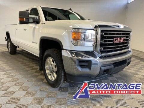 2015 GMC Sierra 3500HD for sale at Advantage Auto Direct in Kent WA