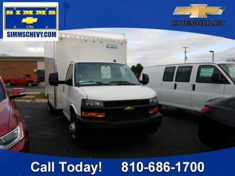 2020 Chevrolet Express Cutaway for sale at Aaron Adams @ Simms Chevrolet in Clio MI