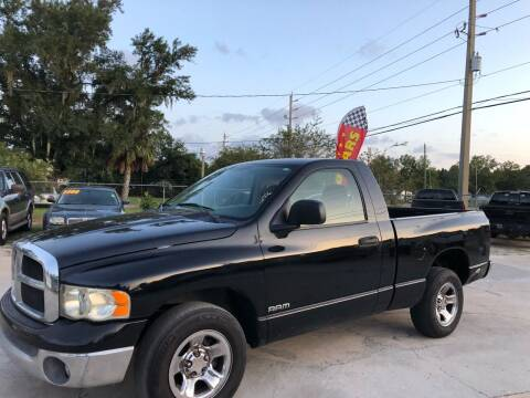 2005 Dodge Ram Pickup 1500 for sale at Faith Auto Sales in Jacksonville FL