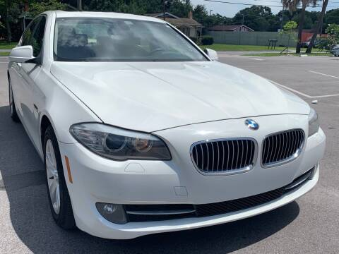 2011 BMW 5 Series for sale at Consumer Auto Credit in Tampa FL