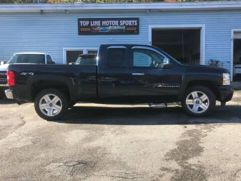 2008 Chevrolet Silverado 1500 for sale at Top Line Motorsports in Derry NH