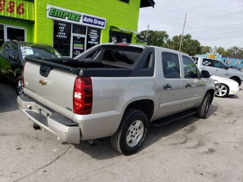 2008 Chevrolet Avalanche for sale at Empire Auto Group in Indianapolis IN