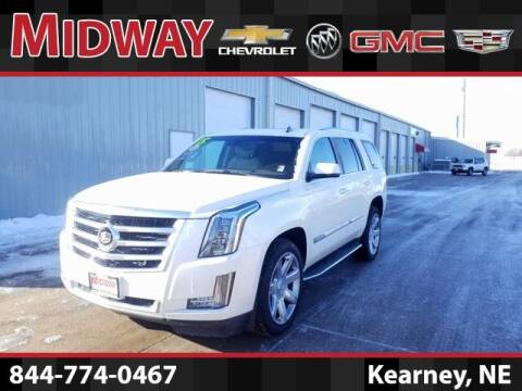 2015 Cadillac Escalade for sale at Heath Phillips in Kearney NE