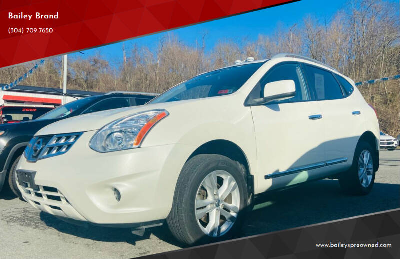 2012 Nissan Rogue for sale at Bailey's Pre-Owned Autos in Anmoore WV