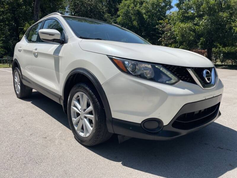 2017 Nissan Rogue Sport for sale at Thornhill Motor Company in Lake Worth TX