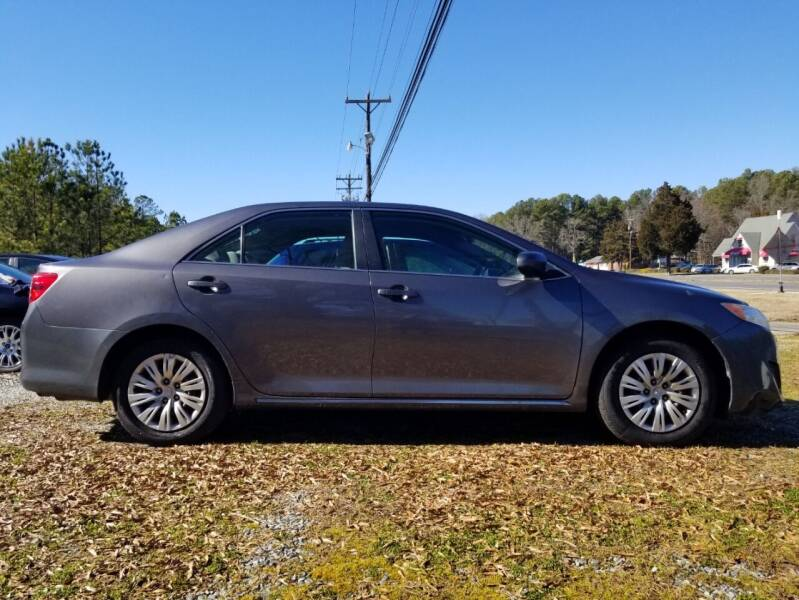 2014 Toyota Camry for sale at Progress Auto Sales in Durham NC