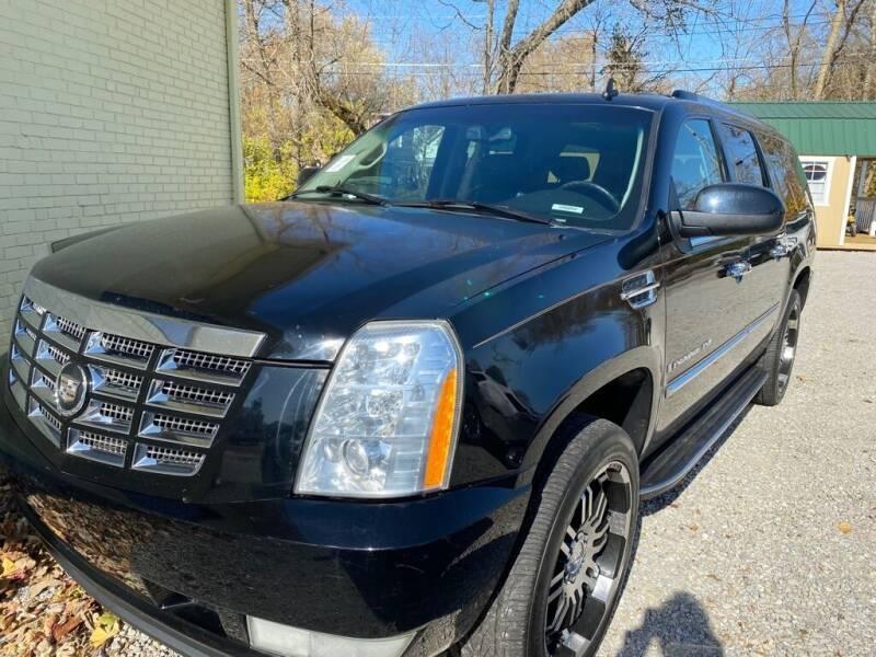 2007 Cadillac Escalade ESV for sale at Claborn Motors, LLC. in Cambridge City IN