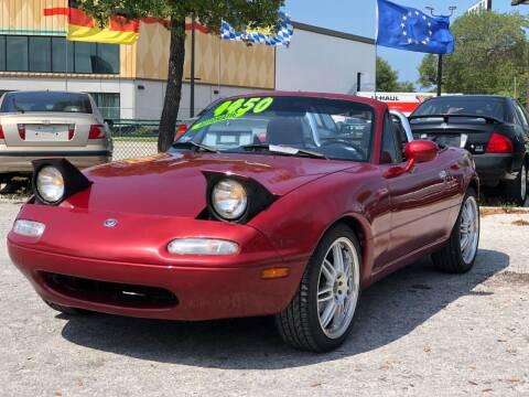 1994 Mazda MX-5 Miata for sale at Pro Cars Of Sarasota Inc in Sarasota FL
