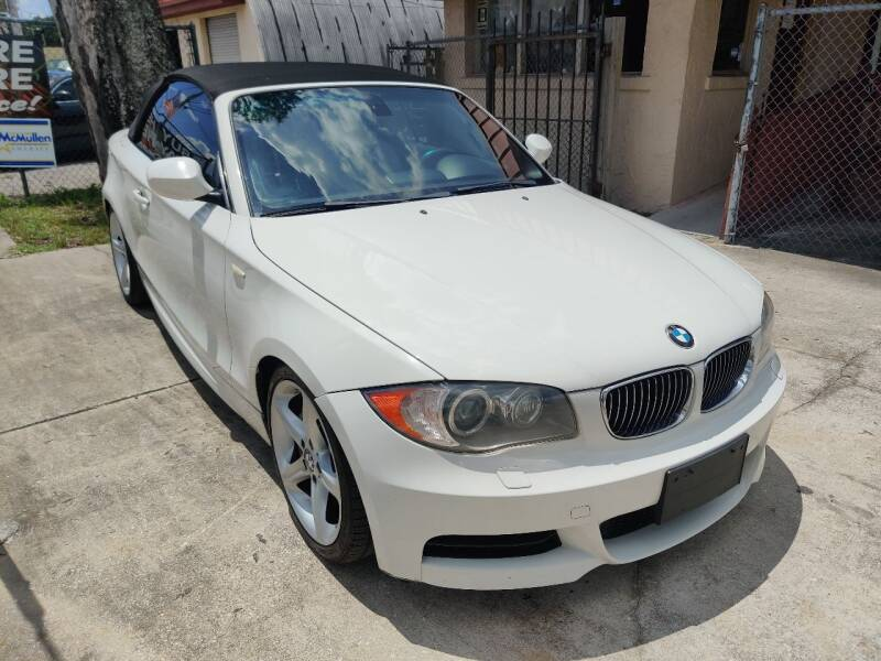 2011 BMW 1 Series for sale at Advance Import in Tampa FL