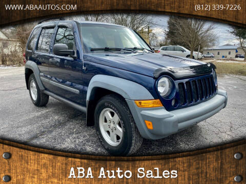 2005 Jeep Liberty for sale at ABA Auto Sales in Bloomington IN