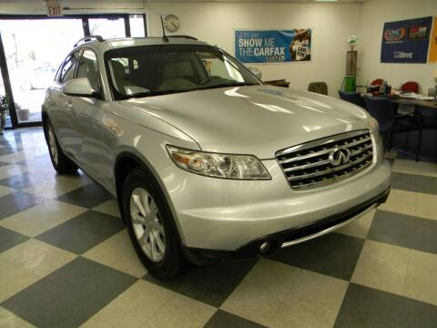 2006 Infiniti FX35 for sale at Lindenwood Auto Center in St.Louis MO