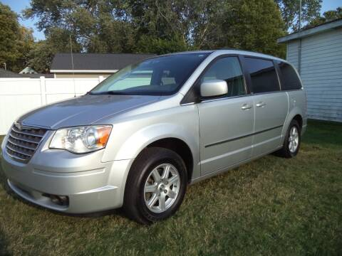 2010 Chrysler Town and Country for sale at Niewiek Auto Sales in Grand Rapids MI